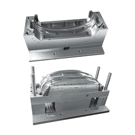 Plastic Injection Car Bumper Mould